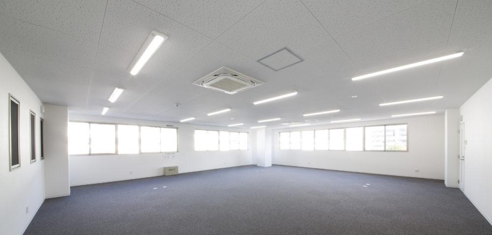オフィスの照明環境