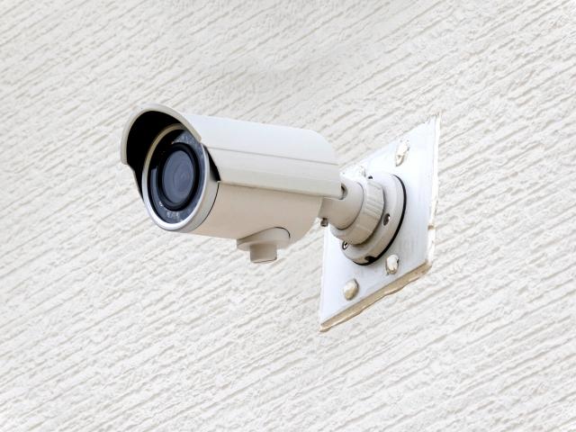 環境向上ツール① 「防犯カメラ」の導入