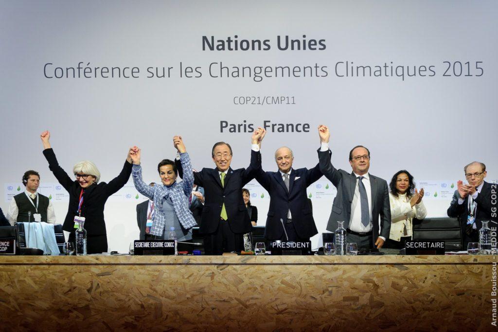 パリ協定について|地球温暖化をいかにして食い止めるか
