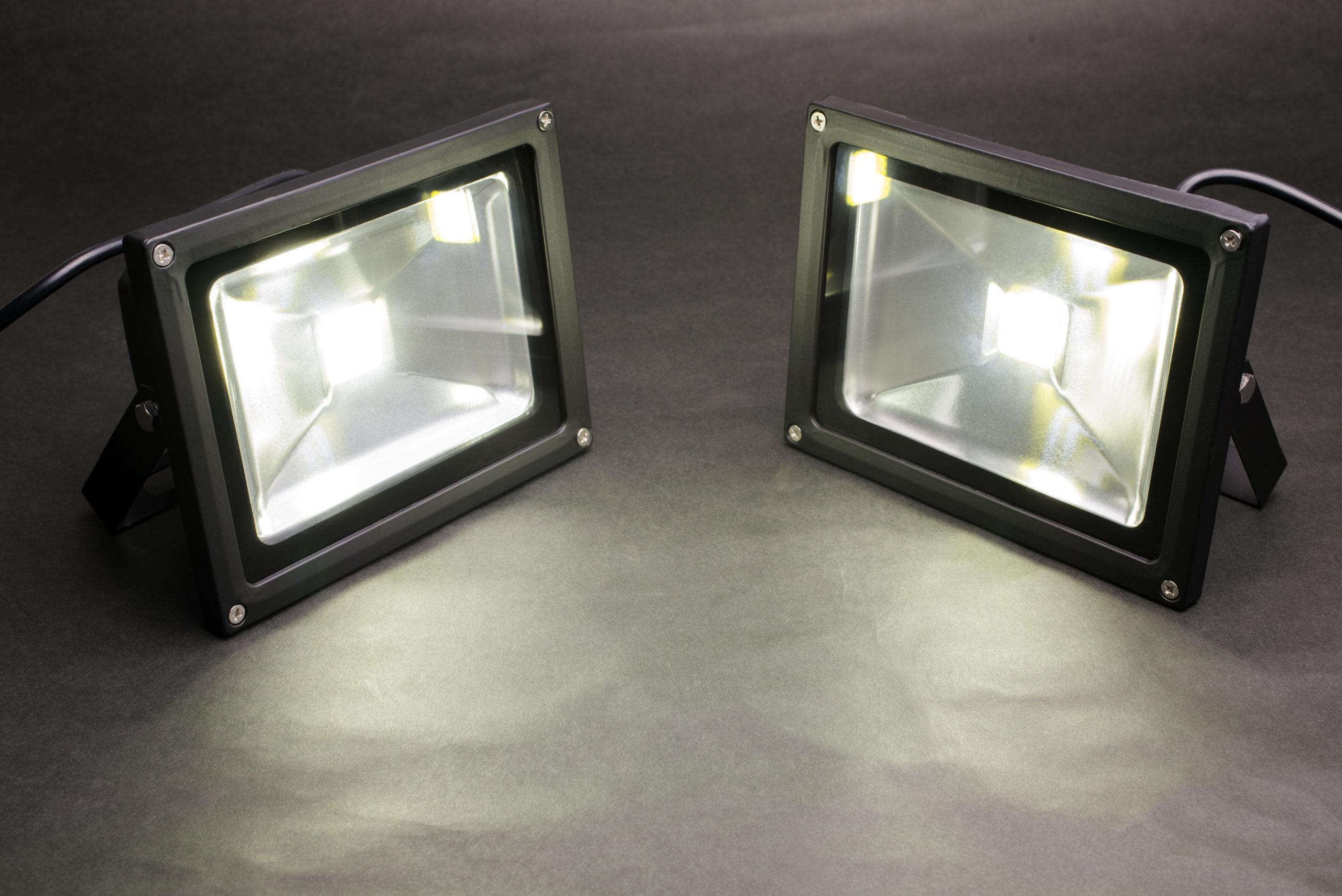 LED投光器について詳しく知りたい!