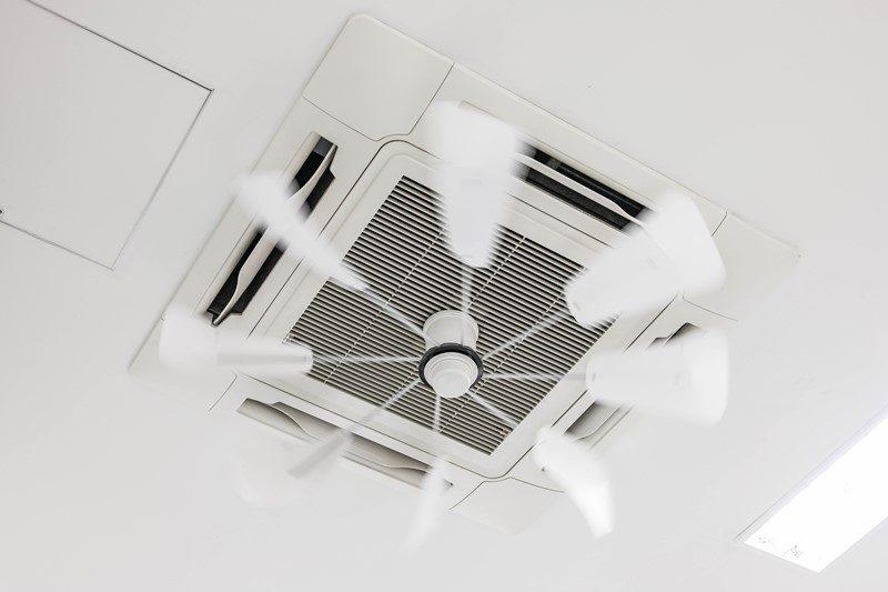 業務用エアコン 節電